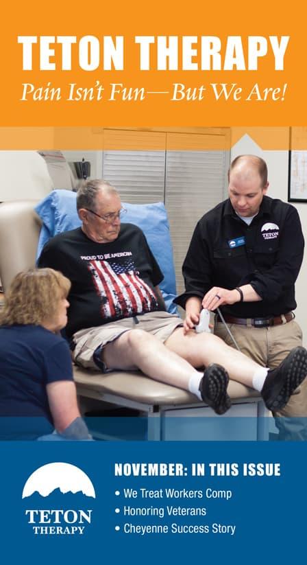 November Teton Therapy Newsletter