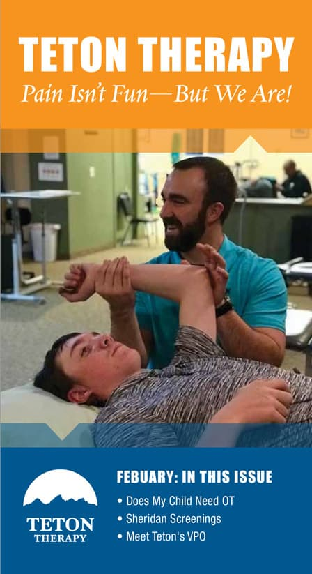 Teton Therapy February Newsletter 2020